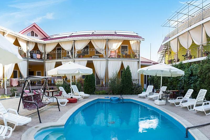 Купить готовый гостиничный бизнес в Крыму