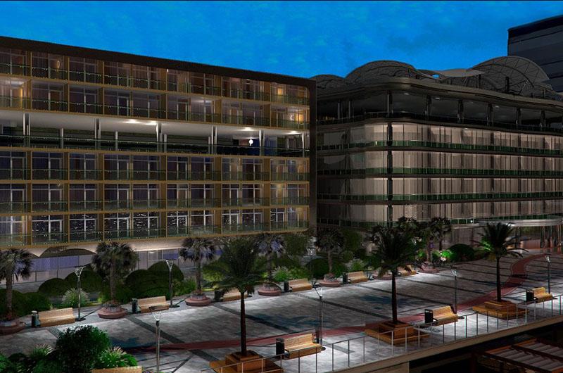 Разработка концепции отеля